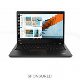 """Lenovo ThinkPad T490, 14.0"""" FHD, (1.90GHz, 4.80GHz with Turbo Boost, 4 cores,"""