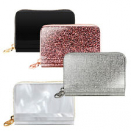 Michael Kors Barbara Resin Coin Purse - Choose color
