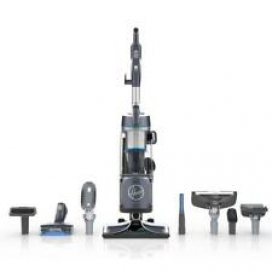 Hoover REACT Powered Reach Premier Upright HEPA Vacuum Cleaner UH73550PC