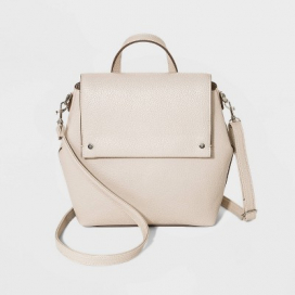 Flap Mini Convertible Backpack - A New Day™