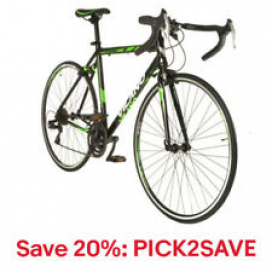 Vilano R2 Commuter Aluminum Road Bike 21 Speed 700c, 20% off: PICK2SAVE
