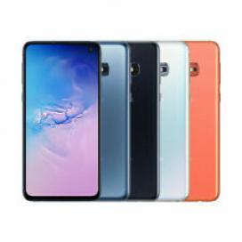 Samsung Galaxy S10e G970U 128GB Factory Unlocked Android Smartphone