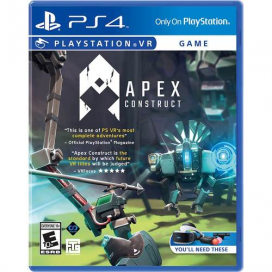 Apex Construct Standard Edition - PlayStation 4