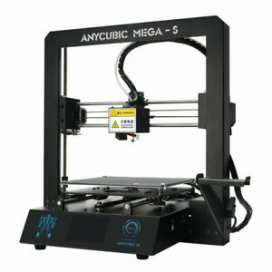"Anycubic Upgrade I3 Mega S 3D Printer Ultrabase 3.5"" TFT With Extra PLA ABS TPU"