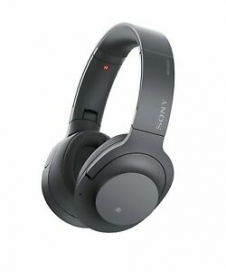 Sony WH-H900N h.ear on 2 Wireless Over-Ear Noise Cancelling Headphones (Black)