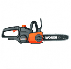 "WORX WG322.9 20V 10"" Cordless Chainsaw - Tool Only (No Battery or Charger)"