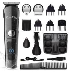 """Whalen Payton 3-in-1 Flat Panel TV Stand for TVs up to 65"""", Multiple Finishes Available"""